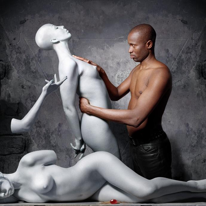 Креативная эротика порно