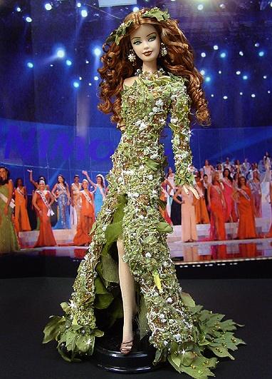 Куклы OOAK Barbie NiniMomo (231 фото)
