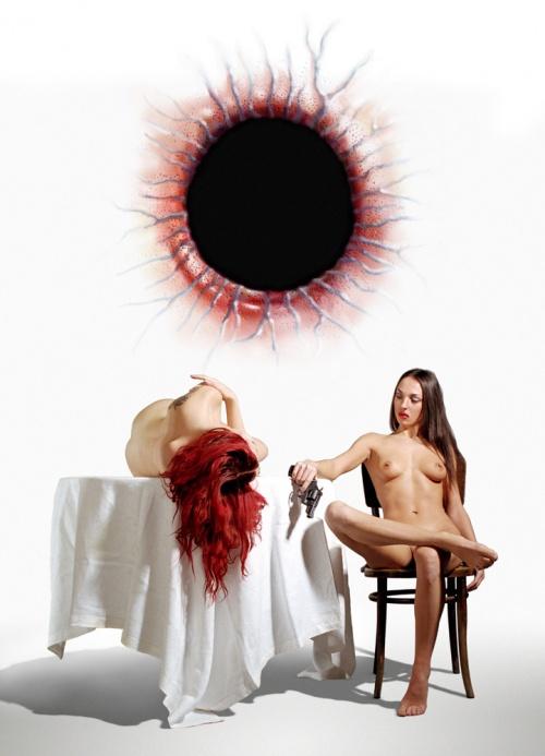 Сюрреализм. Автор Макс Сауко (46 фото) (эротика)