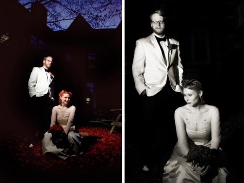 Свадебные фотографы под никами Carine & Nadine (32 фото)