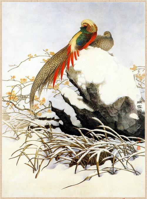 Birds Nature – Painting (20 работ)