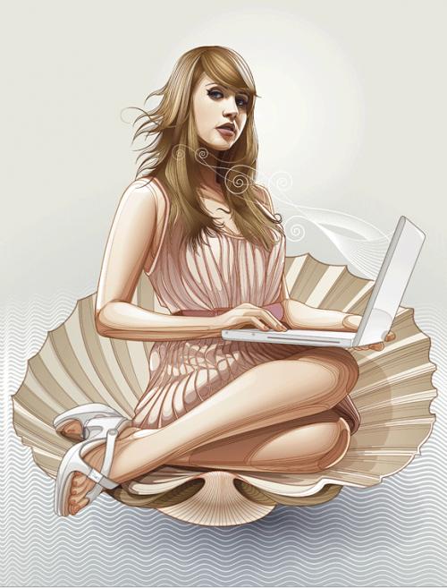 Иллюстратор Cristiano Siqueire (51 работ)