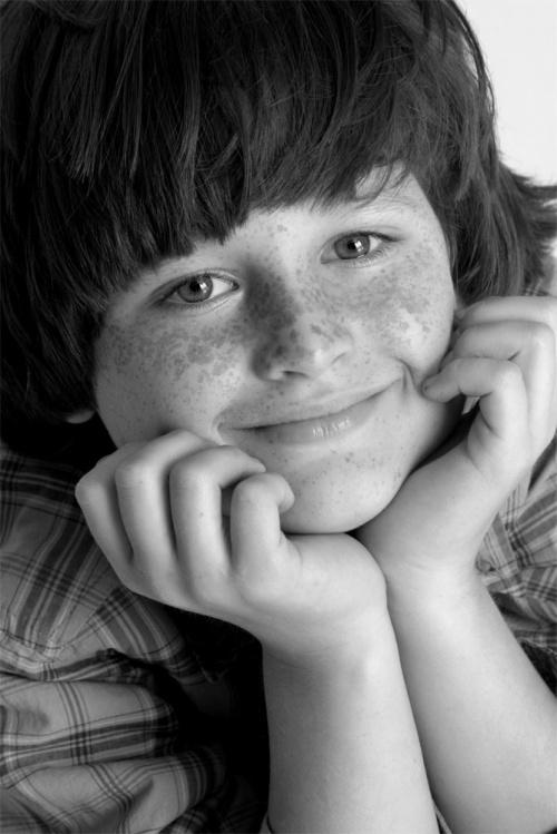 Дети в работах фотографа Jeff Calenberg (31 фото)