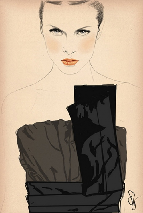 Brilliant Fashion Illustrations – Sandra Suy (Испания) (30 работ)