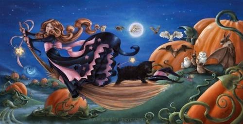 Иллюстратор Jennifer Lynn Meyers (51 работ)