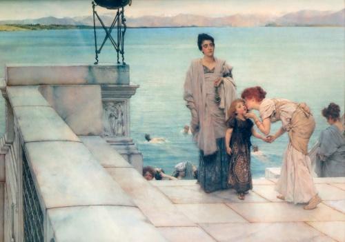 Альма-Тадема Лауренс (1836 - 1912) (53 работ)