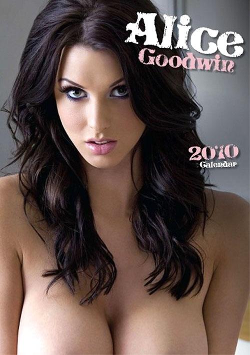 Alice Goodwin. Official Calendar 2010 (14 фото) (эротика)