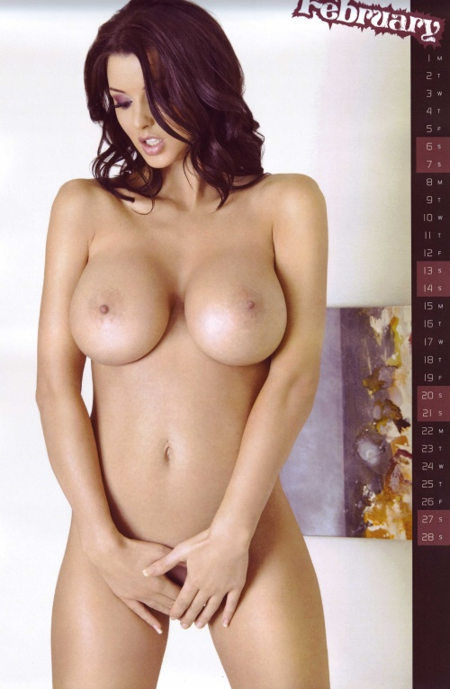 Alice Goodwin. Official Calendar 2010 (14 фото) (эротика)