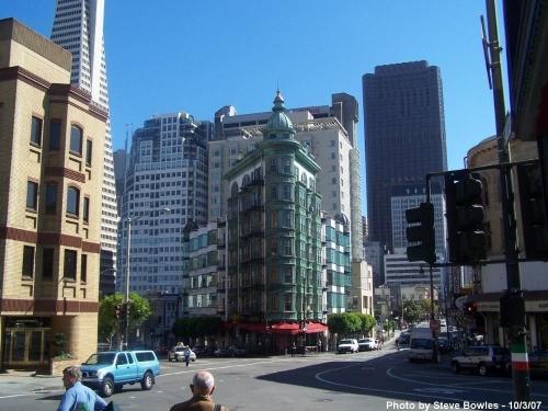 Сан Франциско (фото) (1 часть)