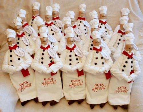 Авторские игрушки ручной работы Татьяны Коннэ (Москва, Россия) (341 фото)