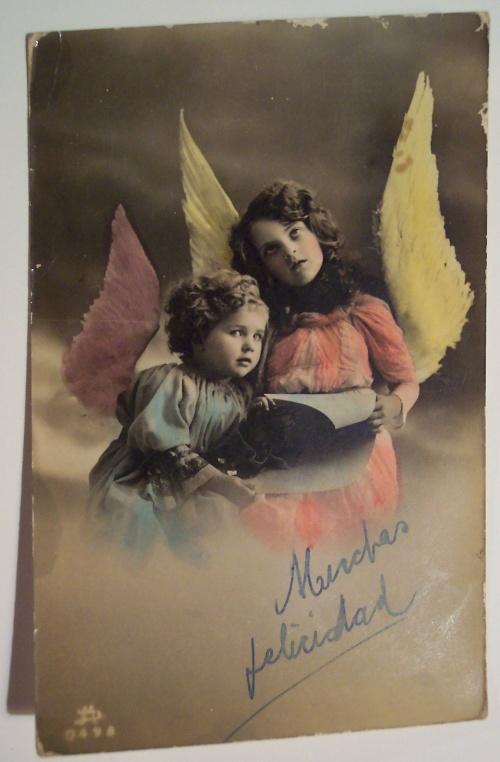 Коллекция винтажных открыток (часть2) (228 открыток)