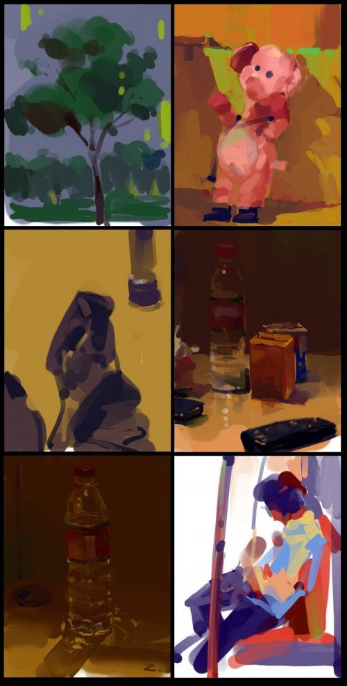 ArtWorks by ZhuZhu (Part 3 of 3) (79 работ)