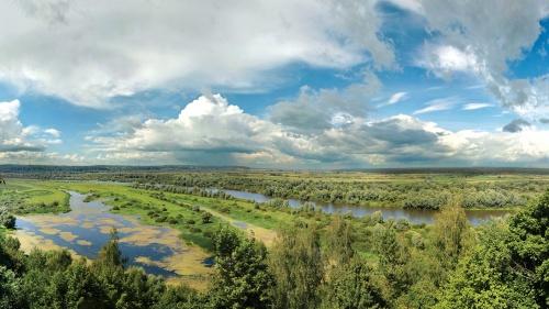 Панорамы Ярослава Коваля (авторское) - part 1/3 (21 фото)