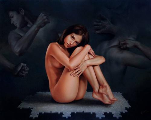 Красивый сюрреализм от Renso Castaneda (46 работ)