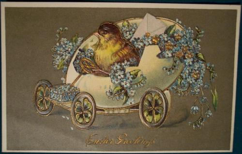 Коллекция винтажных открыток (часть1) (113 открыток)