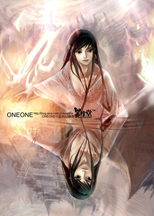 Работы художницы под ником oneone (43 работ)