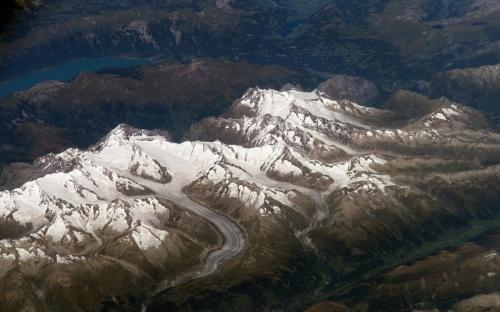 Фотографии земли со спутника (58 фото)
