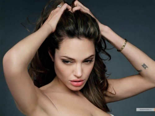 Фото Анджелины Джоли - Angelina Jolie (283 фото)