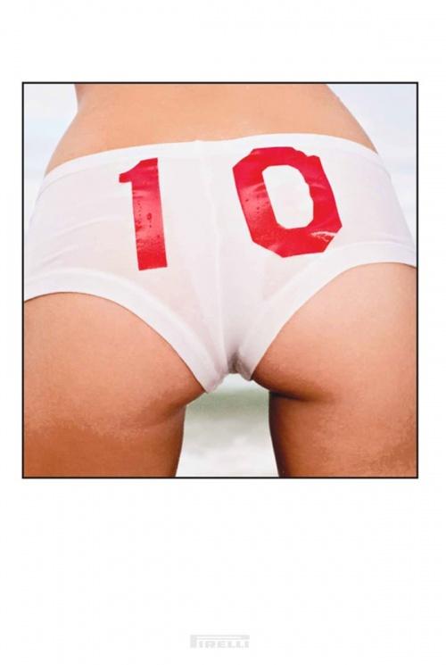 Pirelli 2010 Calendar (31 фото) (эротика)