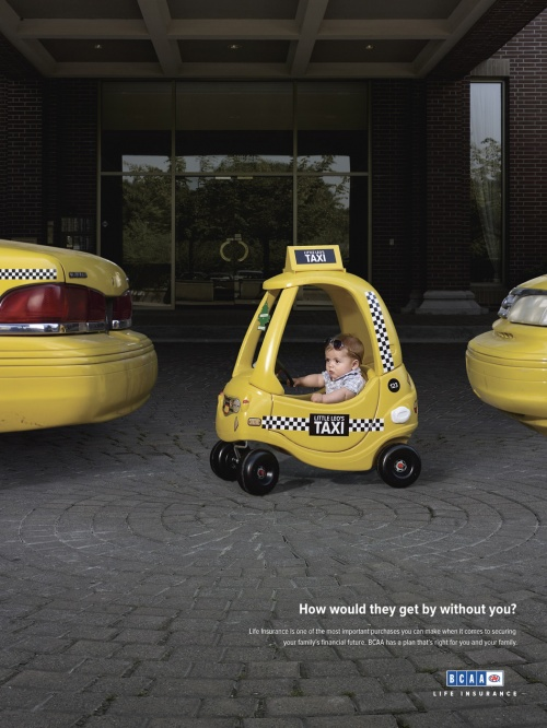 100 Most Funny and Creative Advertisement Designs (101 фото)