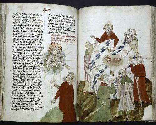 Bible History (206 работ)
