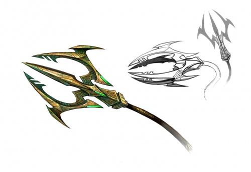 Art of StarCraft II (Artworks + Wallpapers) (120 работ)