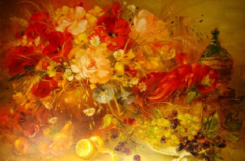Творчество Анны Хомчик (46 работ)