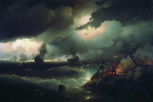 Русские художники АЙВАЗОВСКИЙ И.К. (1817-1900) (566 работ)