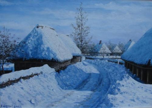 Художник Александр Андреев (109 работ)