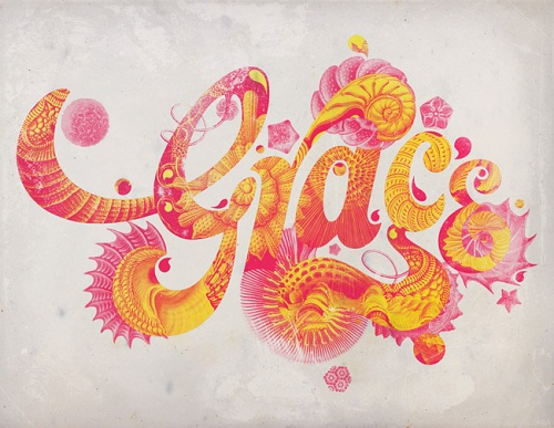 100 Breathtaking Examples Of Beautiful Typography (100 работ)