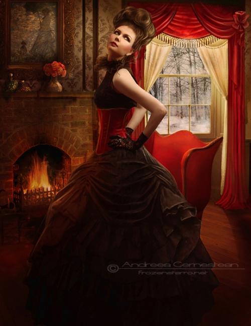 Творчество Andreea Cernestean (65 работ)