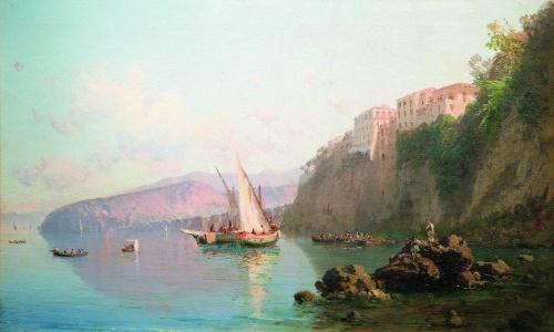 Русские художники. Боголюбов А. П. (1824-1896) (457 работ)