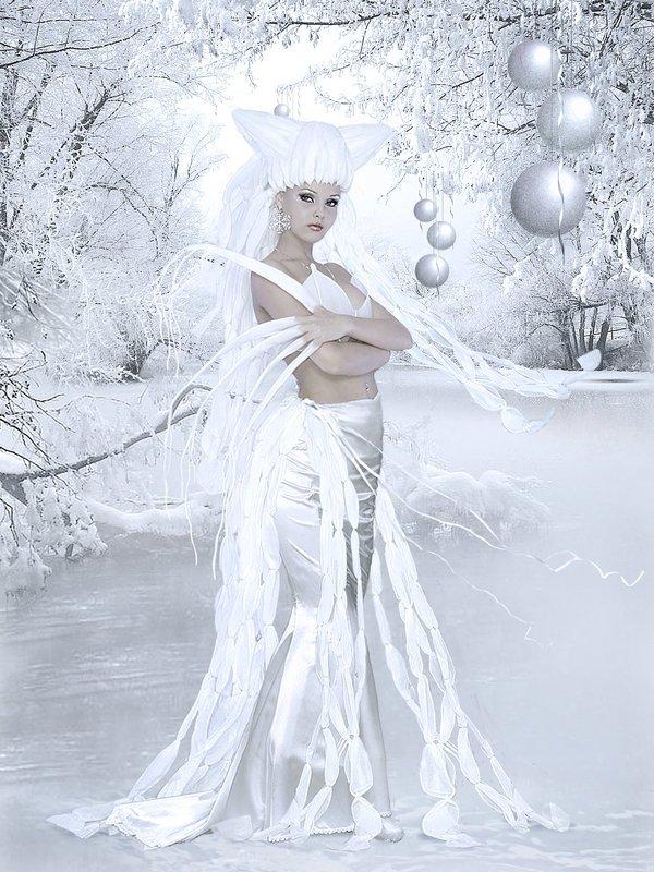 Волшебная девушка елена