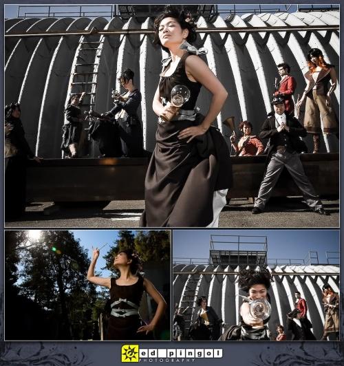 Стимпанкеры в Мире (100 фото)
