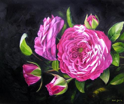 Художница Doris Joa (166 работ)