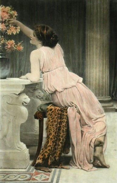 Иллюстратор Charles Folkard (23 работ)