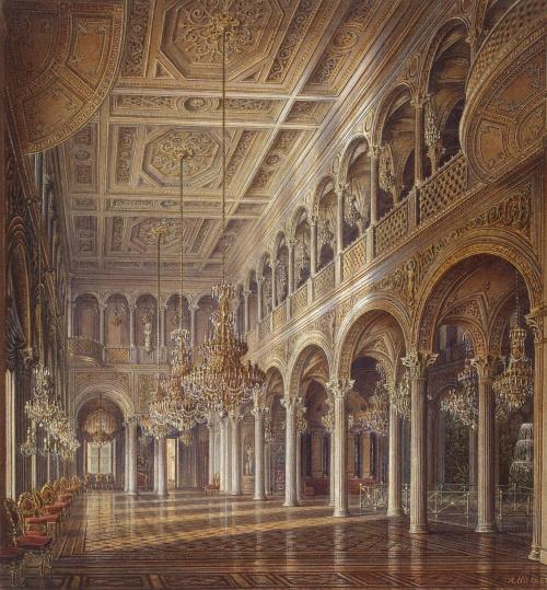 Работы из архива Государственного Музея Эpмитаж (888 работ) (3 часть)