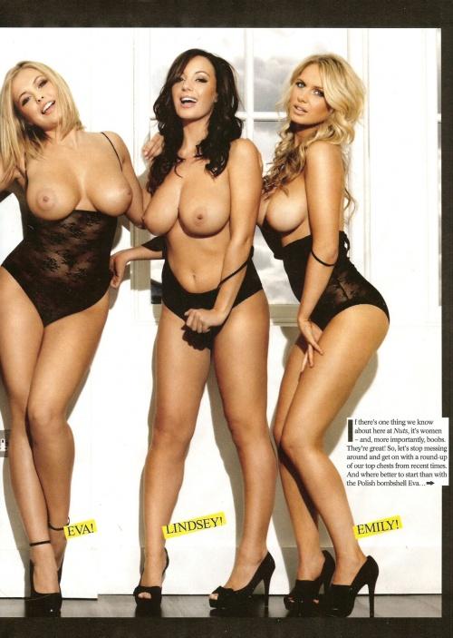 Opinion you Eva wyrwal nuts magazine