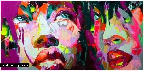 Портреты Француазы Нилли (25 работ)