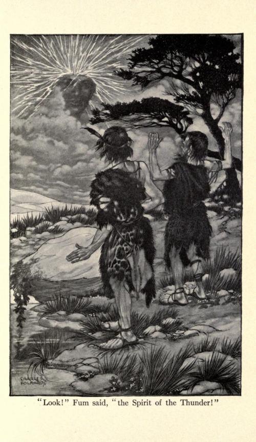 Иллюстратор Charles Folkard (127 работ)