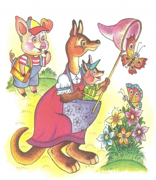 Художник-иллюстратор детских книг Вячеслав Жигарев (20 работ)