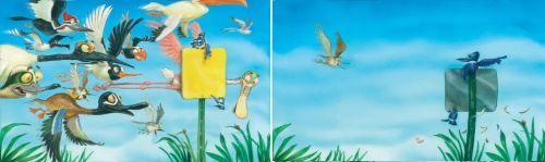 Новые работы художника Gary Locke (30 работ)
