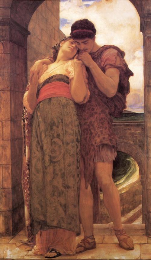 Фредерик Лейтон (Frederick Leighton) (1830–1896) (25 работ)