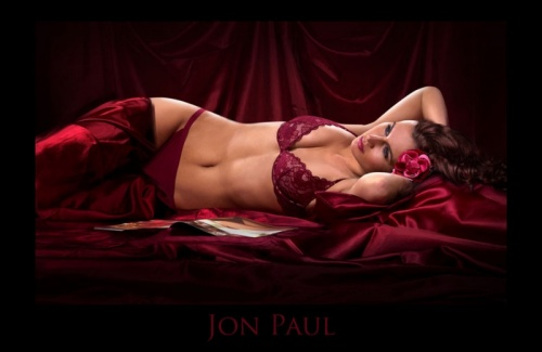 The Art of Jon Paul (101 работ)