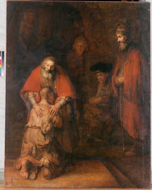 Шедевры Эрмитажа (54 работ) (2 часть)