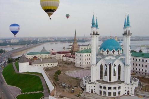Казань / Столица универсиады 2013 (33 работ)