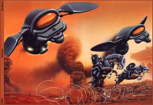 Современная научная фантастика (2059 работ)