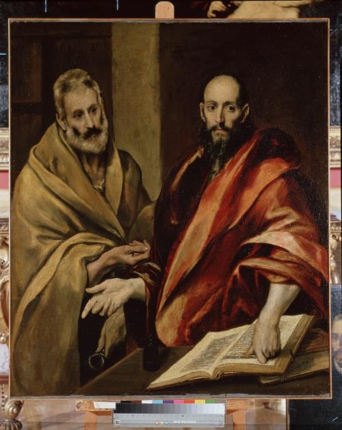 Шедевры Эрмитажа (184 работ) (1 часть)