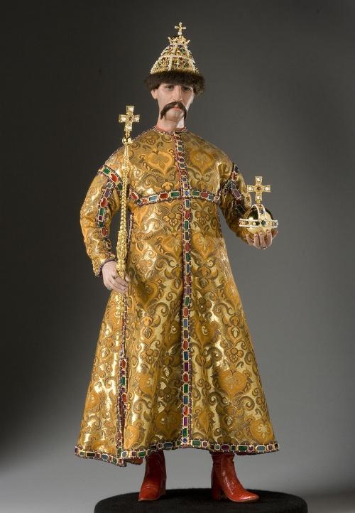 George Stuart - исторические персонажи России и Китая (68 фото)