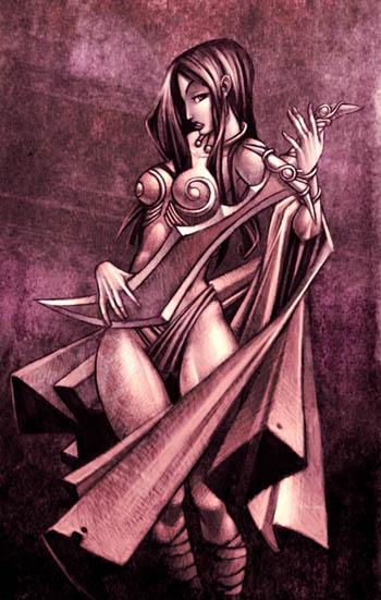 ArtWorks by Gonzalo Ordonez Arias + 2 Tutorials (199 работ)